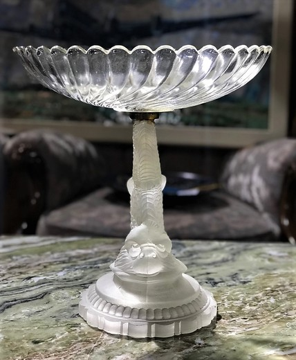 Antiquary candy bowl