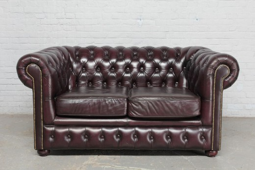 Antique sofa Chesterfield