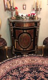 Antique cabinet in the style of Napoleon III