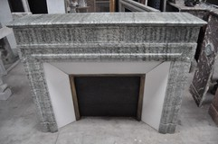 Antique Louis XVI fireplace