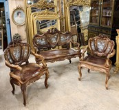 Antique Napoleon III set of furniture