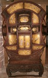 Antique oriental cabinet