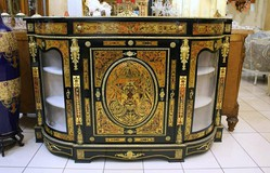 Large antique cabinet