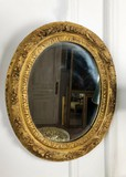 Antique XVIIIth C mirror