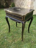 Diehl In Paris - Napoleon III Little Table