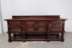 Gothic Sideboard