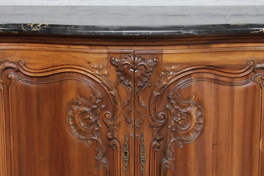 Sideboard Louis XV France Walnut
