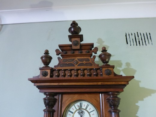 antique Vienna clock