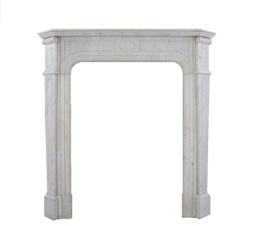 Antique Louis XV fireplace