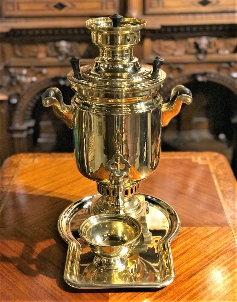 Antique samovar