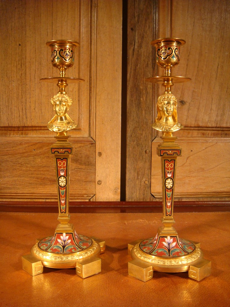 double candlesticks