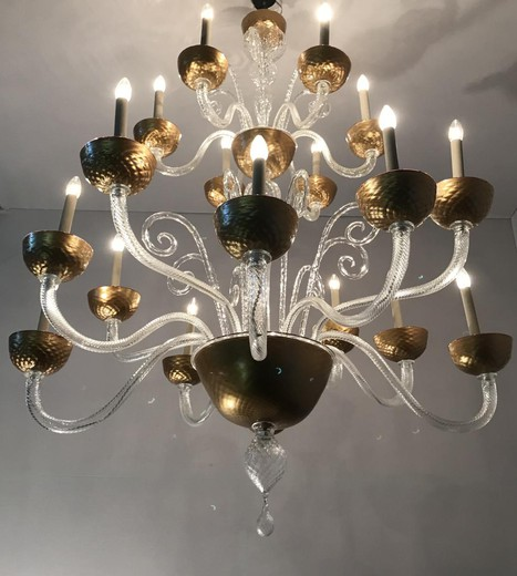 Murano Antique Chandelier