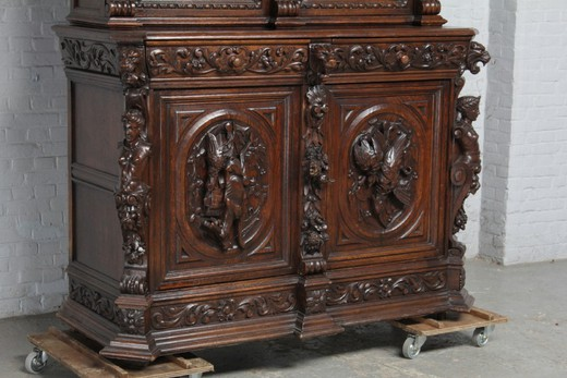 Antique Renaissance buffet