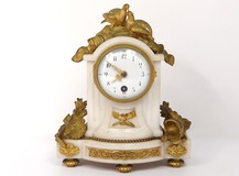 Antique Napoleon III clock