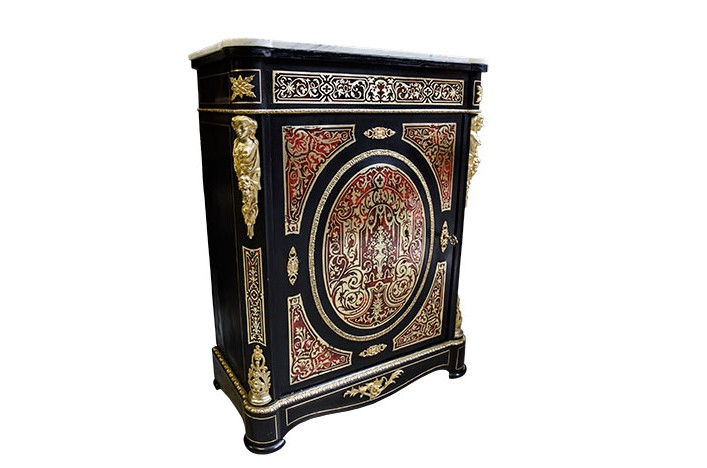 Boulle Cabinet