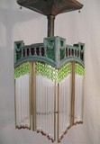 Antique chandelier after Guimard
