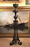 Antique rare floor lamp