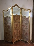 Antique Louis XV style room divider
