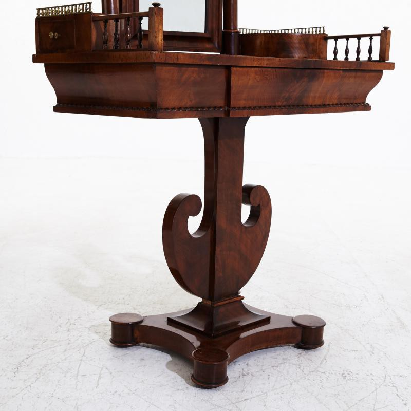 Antique Empire lady desk