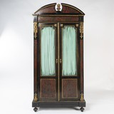 Antique Boulle bookcase