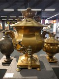 "samovar ""Vase by ovals"""