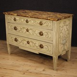 Antique chest of drawers in the style of Louis XVI