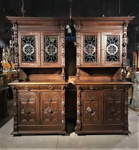Renaissance Twin Cupboards