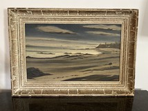 "Antique painting ""Sea"""