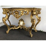 Antique console