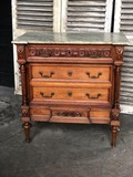 Antique chest of drawers Louis XVI style