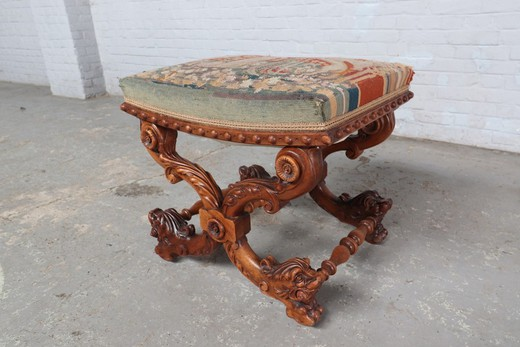 Antique bench