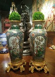 Ancient pairing Chinese vases