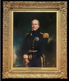 "Antique Porter ""Vice Admiral Sir John Chambers White"""