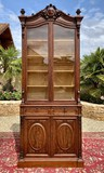Antique Napoleon III showcase