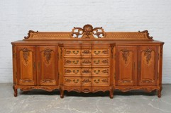 Antique Buffet in the style of Louis XV