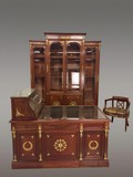 Antique Empire office set