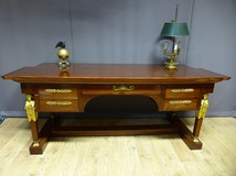 Antique Empire style desk