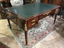 Antique Louis XVI style writing table