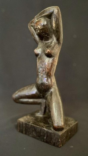 "Antique sculpture ""Woman"""