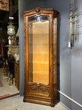 Antique Louis XVI display showcase