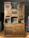 Antique art nouveau buffet