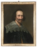 Antique portrait of Alessandro di Riparbella