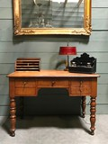 A writing desk in the style of Louis Philippe