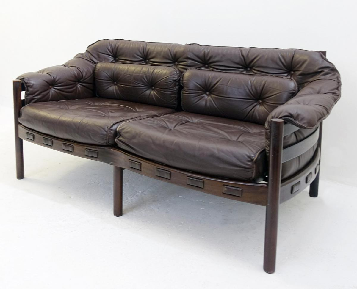 Leather Furniture By Arne Norell