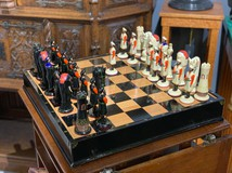 Vintage chess