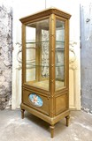 Antique Louis XVI style display showcase