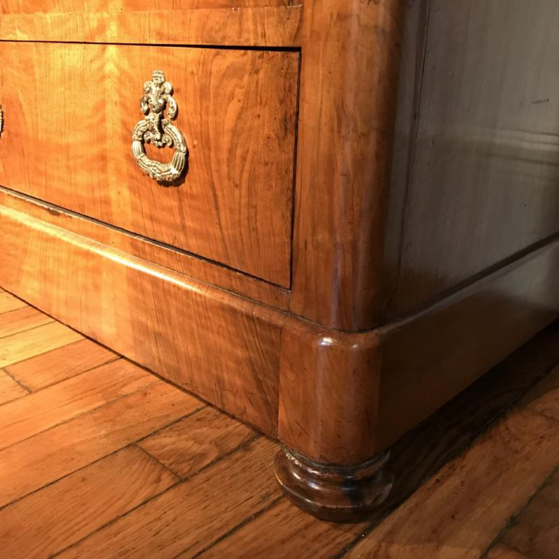 Antique Louis XVI chest of drawers