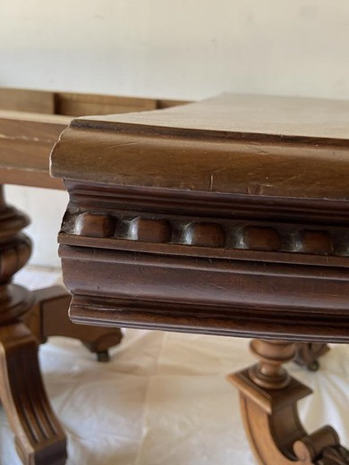 Antique table in the style of Napoleon III
