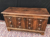 Antique renaissance style chest