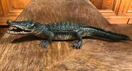 "Antique sculpture ""Crocodile"""